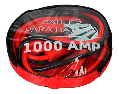 Cables Para Batería Universal Pesados 50/20 1000amp Vexo
