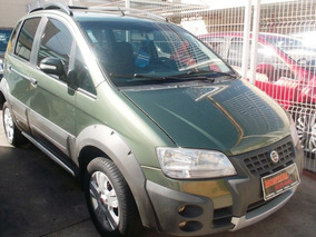 Fiat Idea 1.8 Adventure Locker Flex 5p