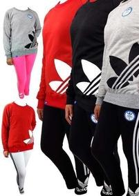 Buzo Adidas Bayer Talle M Conjuntos Deportivos Mujer M en