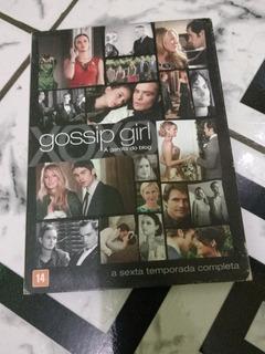 Dvd Gossip Girl A Garota Do Blog