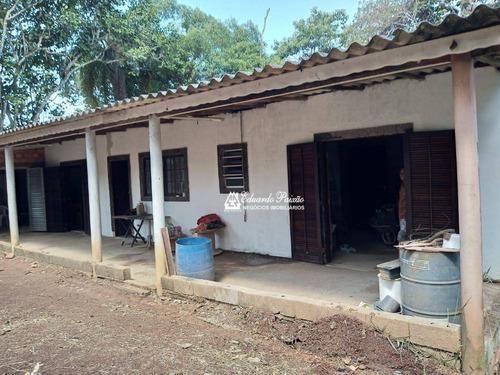 Imagem 1 de 7 de Chácara Com 2 Dormitórios À Venda, 8000 M² Por R$ 202.000,00 - Marmelo - Guarulhos/sp - Ch0015