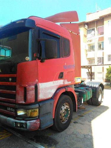 Imagem 1 de 3 de Scania R124 360 Ga 4x2 Nz