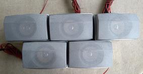 Cinco Caixas De Som Home Theater Gradiente Sw-150
