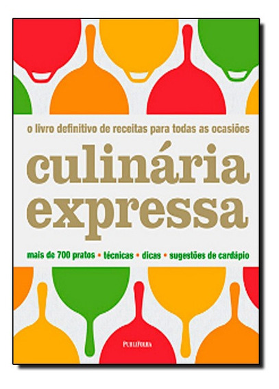 Culinaria Expressa - Publifolha