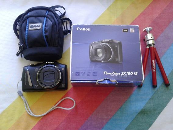 Camara Canon Powershot Sx150 Is