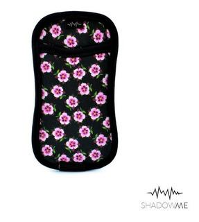 Capa Protetora Neoprene Galaxy S3 / S4 Com Porta Cartão