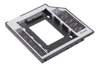 Caddy Disco Duro Sata Ssd Portatil Macbook 9mm Hdd