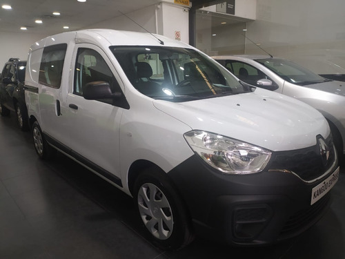 Renault Kangoo Confort 5as Ant Y Ctas Entrega Inmediata (fp)