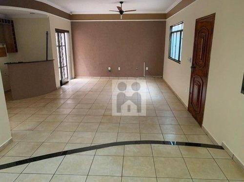 Imagem 1 de 19 de Casa Com 3 Dormitórios À Venda, 188 M² Por R$ 300.000,00 - Jardim Alexandre Balbo - Ribeirão Preto/sp - Ca1014