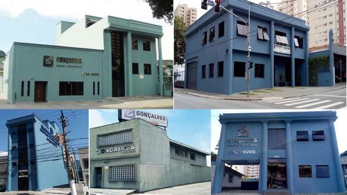 Imagem 1 de 1 de Venda Predio Comercial Sao Paulo Mooca Ref: 105758 - 1033-1-105758