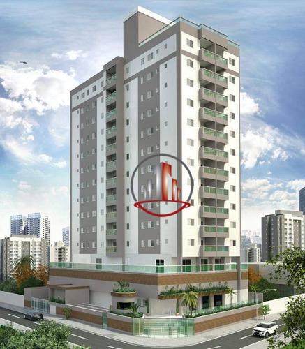 Lançamento De 2 Dormitórios Em Praia Grande, Entrada A Partir De R$15.000,00 - Ap2249