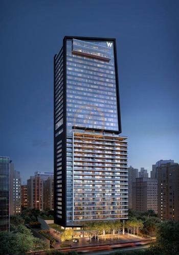 Apartamento  Com 2 Dormitório(s) Localizado(a) No Bairro Vila Olímpia Em São Paulo / São Paulo  - 4269:908296