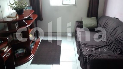 04142 - Apartamento 2 Dorms, Cohab - Carapicuíba/sp - 4142