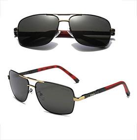 6b8c09419a Gafas De Sol De Conducción Polarizadas Para Hombres Aoron.