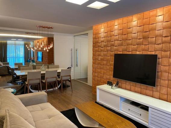 Apartamento Em São Francisco, Niterói/rj De 172m² 3 Quartos À Venda Por R$ 890.000,00 - Ap594835