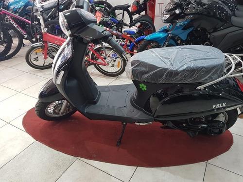 Folk Elpra Moto Electrica Ctas De $11190