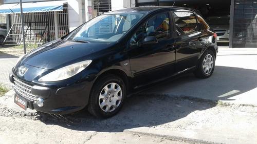 Peugeot 307 Xs 1.6 - 2008 - Recibo Menor - Financio