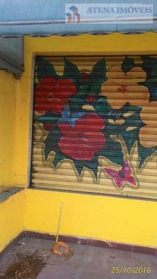 Imóvel Comercial Para Locação Na Ponte Grande, Paralela À Avenida Guarulhos. - Sl0001