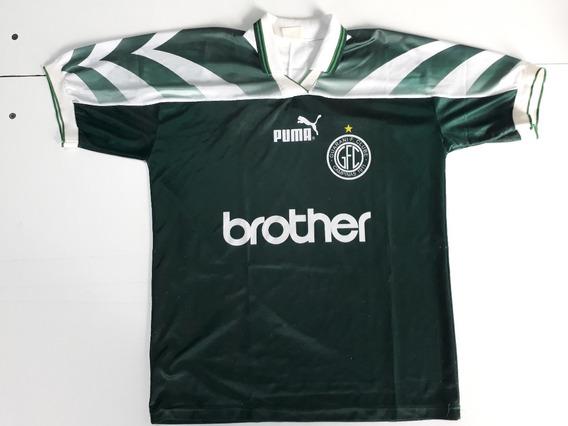 Camisa Camiseta Futebol Guarani Campinas Modelo 068