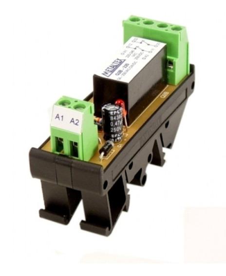 Acoplador A Relé 2nf 110vca/vc 5a Q2b-110 Metaltex