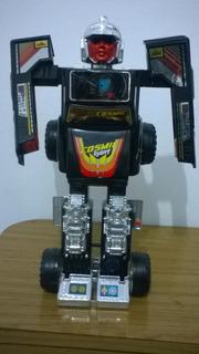 Transformer Cosmic Robot Tamaño Gigante Años 80