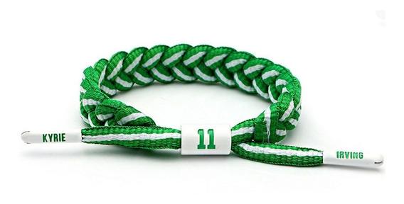 Pulseira Kyrie Irving - Boston Celtics Trançado Nba Basquete