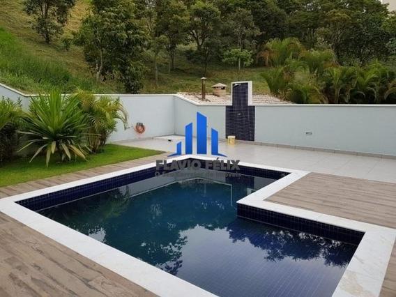 Casa Nova E Moderna Condominio Aruja Hills Iii - 377