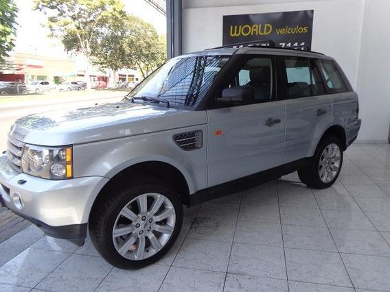Range Rover Sport 4.2 Hse Supercharged 2008 Blindado