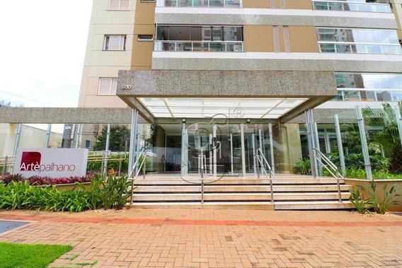 Apartamento Com 3 Dormitórios À Venda, 95 M² Por R$ 615.000,00 - Artè Palhano - Londrina/pr - Ap0467