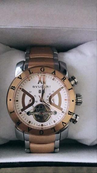 Relógio Bvlgari ( Relógio A Corda )