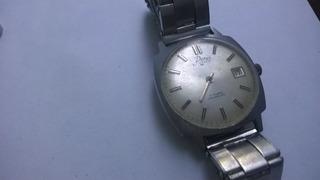 Reloj Renis A Cuerda Para Reparar Completo