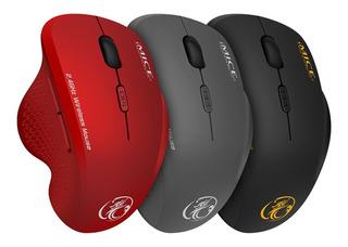 Imice G6 Usb Sin Hilos Ratón 1600dpi Para Laptop Rojo