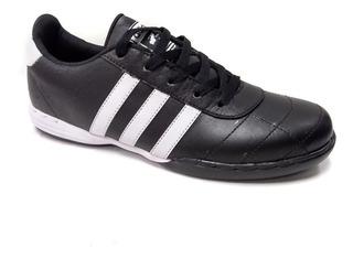 Zapatos Deportivos Caballero Bota Guayos Cuero Suela Lisa