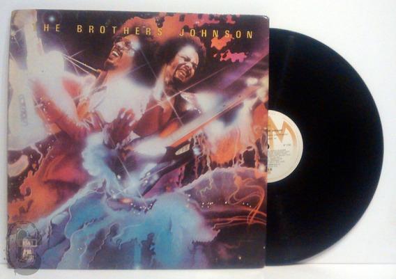 The Brothers Johnson - Blam!! (vinilo Lp)