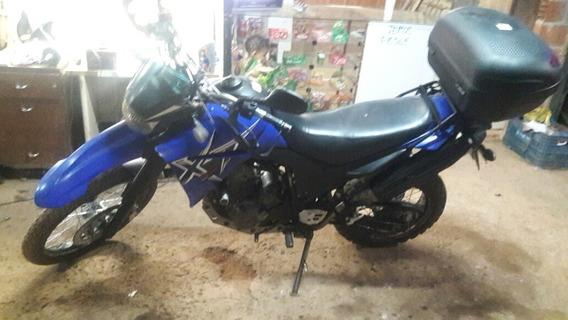 Yamaha Xt 660 2008