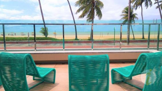 Apartamento A Venda Na Beira Mar Do Cabo Branco- João Pessoa/pb - Ap6316