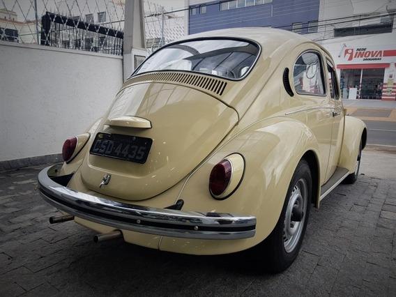 Volkswagen Fusca 1.3 8v Gasolina 2p Manual 1975/1975