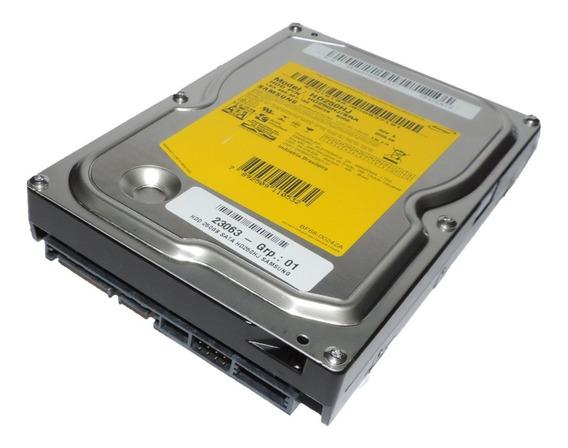 Hd 250gb Samsung Hd250hj Sata 3.0gb/s 3.5