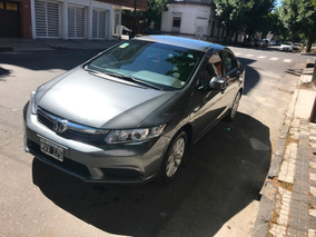 Honda Civic 1.8 Lxs At 140cv