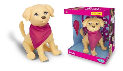 Imagem 1 de 6 de Cachorro Pet Shop Veterinária Boneca Barbie Taffy Acessórios