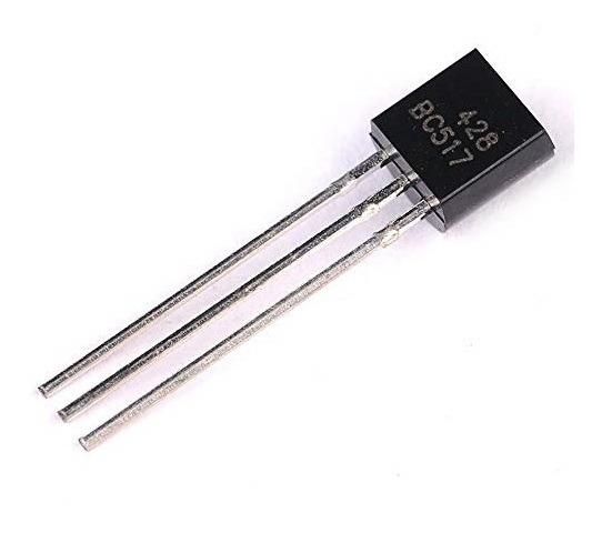 Transistor Fet Mosfet Bc517 (2 Peças) Bc517 Bc517 C517