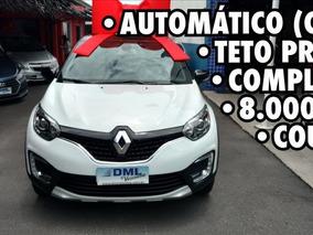 Renault Captur Renault Captur Intense 1.6 Cvt 2018 Branco -