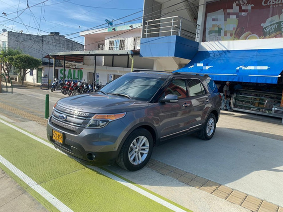 Ford Explorer Limited 3.5cc At