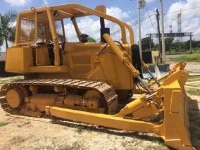 Tractor Sobre Orugas. Bulldozer John Deere Cat D6 (93)