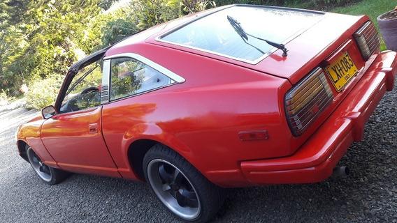 Nissan Datsun 280zx, 1979,color Rojo, Cojineria Nueva,