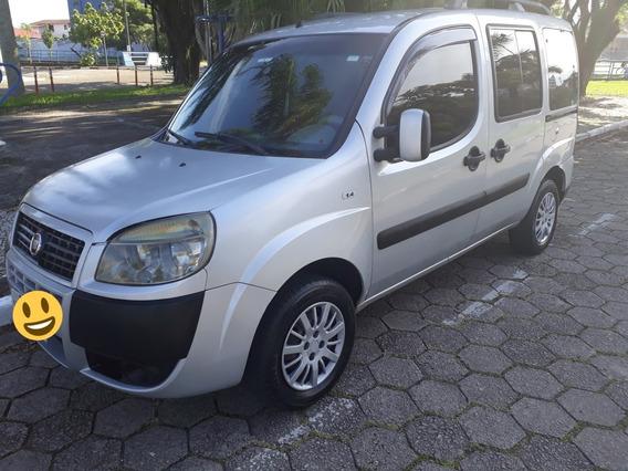 Fiat Doblo 1.4 Elx Flex 5p 2010