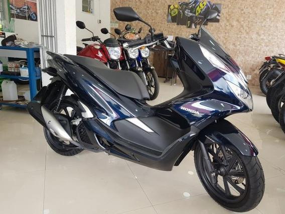 Honda Pcx 150 2019 Azul 2900 Km