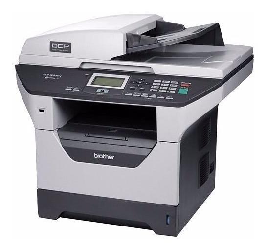 Impressora Brother Multifuncional Dcp8085- 110v