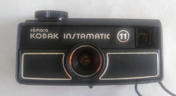 Câmara Fotográfica Antiga Kodak Instamac 11