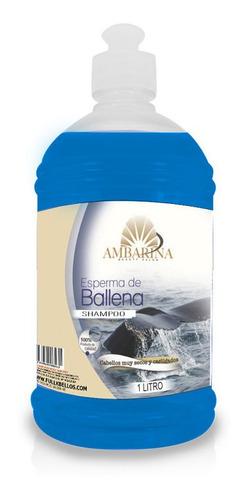 Imagen 1 de 3 de Shampoo Esperma De Ballena Ambarina - L a $38400